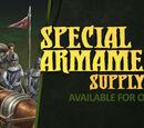 Armament Slot: Siege
