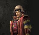 Kessen III Character Images