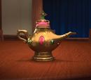 Jordan's Lamp