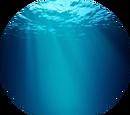 The Deep Blue Ocean