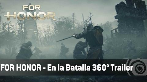 For Honor - En la Batalla 360 Trailer-0