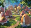 Smurfs CGI Film Universe (location)
