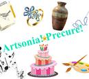 Artsonia! Precure!