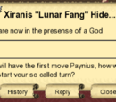 Paynius/The Helios Roast