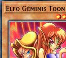 Elfo Géminis Toon