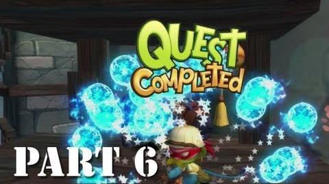 Let's Play Monkey Quest part 6 - Quest Completed! D