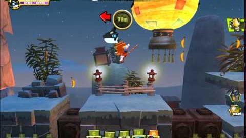 Monkey Quest -Chim Foo- Lantern Ridge Walkthrough