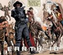 Justice Riders (Earth 18)