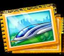 Maglev Card