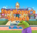 The Mayor's Speech