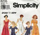 Simplicity 8235 B