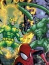 Spider-Man, Electron, and Scorpion (Earth-20051) Marvel Adventures Spider-Man Vol 1 48.jpg