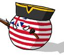Thirteen Coloniesball
