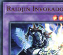 Raidjin Invokado