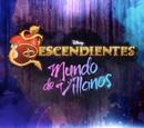 Descendientes: Mundo de villanos