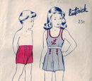 Butterick 2560 A