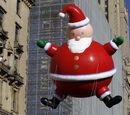 Big Man Santa