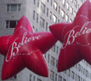 Red Believe Stars