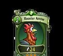 Rooster Arrow