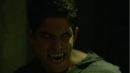 Teen Wolf Season 5 Episode 12 Damnatio Memoriae Scott's Alpha Eyes.png