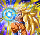 Multiplied Fighting Power Super Saiyan 3 Goku (Angel)