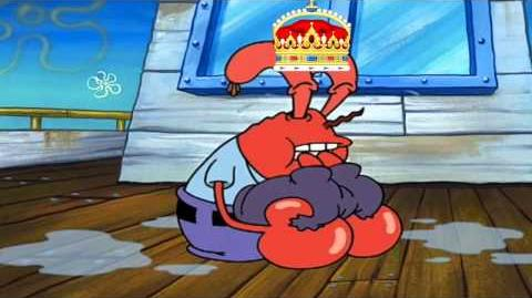 Mr. Krubby Krabby Avenges Pearl Harbor