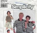 Simplicity 8602 B