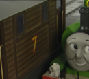 Thomas and the Statue
