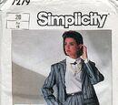 Simplicity 7279 C