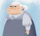 Old Lady Crowley