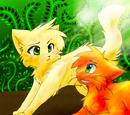 Выдуманные коты воители вики