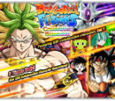 Rare Summon: Dragon Ball Fusions Crossover Summon
