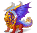 Manticore Dragon