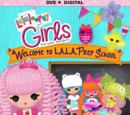 Lalaloopsy Girls: Welcome to L.A.L.A. Prep School