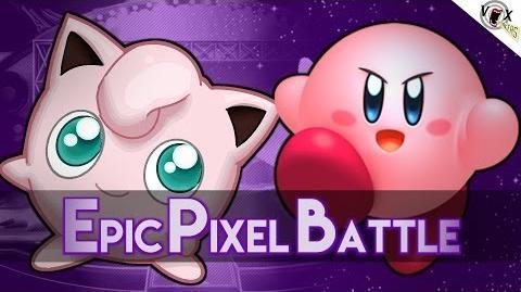Kirby Vs Rondoudou - Epic Pixel Battle EPB 02
