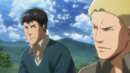 Bertholdt and Reiner agree to help Conny with the southern territory.png