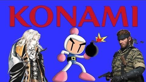 Konami: Contest Of Champions