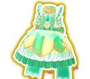 Emerald Jewel Mic Coord