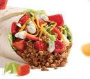 Loaded Taco Burrito