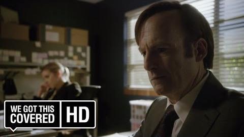 "Better Call Saul Season 3 ""Crisis Averted"" Clip HD Bob Odenkirk, Giancarlo Esposito"