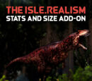 TheIsle.Realism Stats & Size Add-On