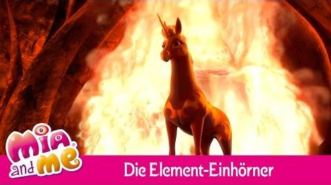 Die Element-Einhörner - Mia and me
