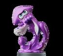Calamar inkling (morado neón) - Splatoon