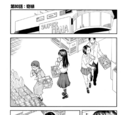 Toaru Kagaku no Railgun Manga Chapter 080