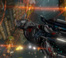 Archwing Abilities