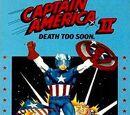Capitán América II: Death Too Soon