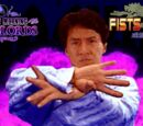 Jackie Chan in Fists of Fire