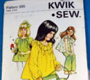 Kwik Sew 595