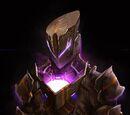 Cursed warrior 343/Septh Mess
