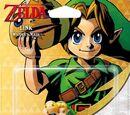 Link (Majora's Mask) - 30 aniversario TLoZ